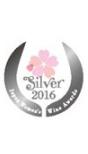 Silver Medal Sakura Wine Awards 2016 Tokyo
